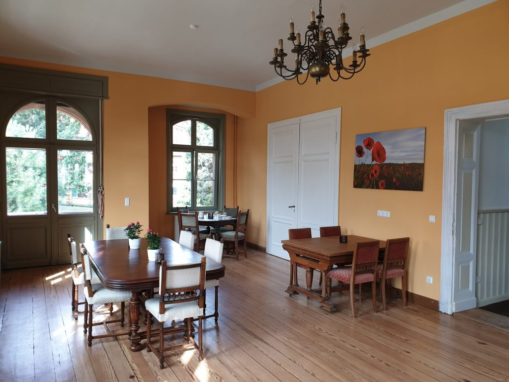 Villa Bianca am Huy - Dingelstedt